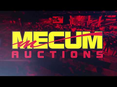 Mecum Auctions Vegas 2017 // November 16-18 // Las Vegas Convention Center