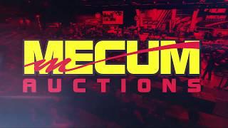 Mecum Auctions Vegas 2017 // November 16-18 // Las Vegas Convention Center thumbnail