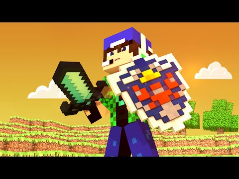 Minecraft Animation : Virtual Riot - Energy Drink