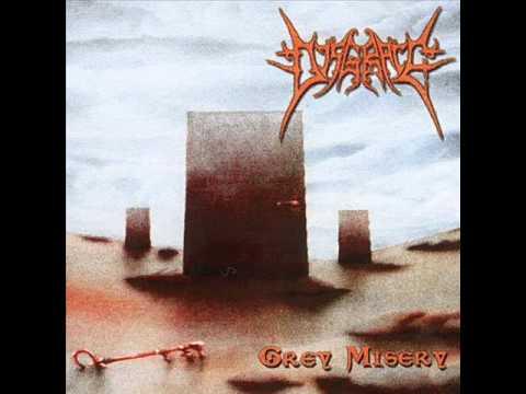 Disgrace - Grey Misery (1992) [Full Album]