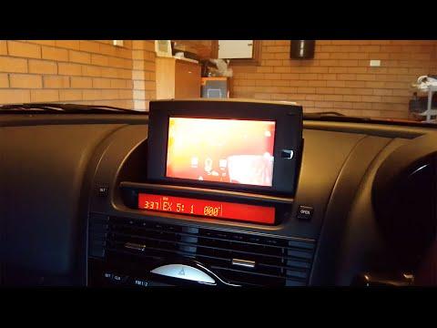 [Update: 2] Nexus 7 Android Tablet In Mazda RX-8 Nav Hood - Semi DIY!