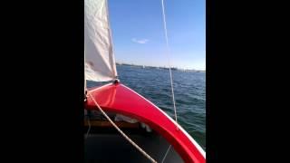 Lido 14 sailing mission bay california
