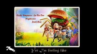 Nightcore  La Da Dee (Ending music Cloudy With A Chance Of Meatballs 2)