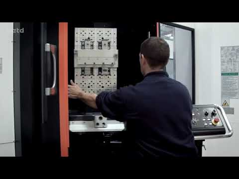 KMF Group: Horizontal Machining