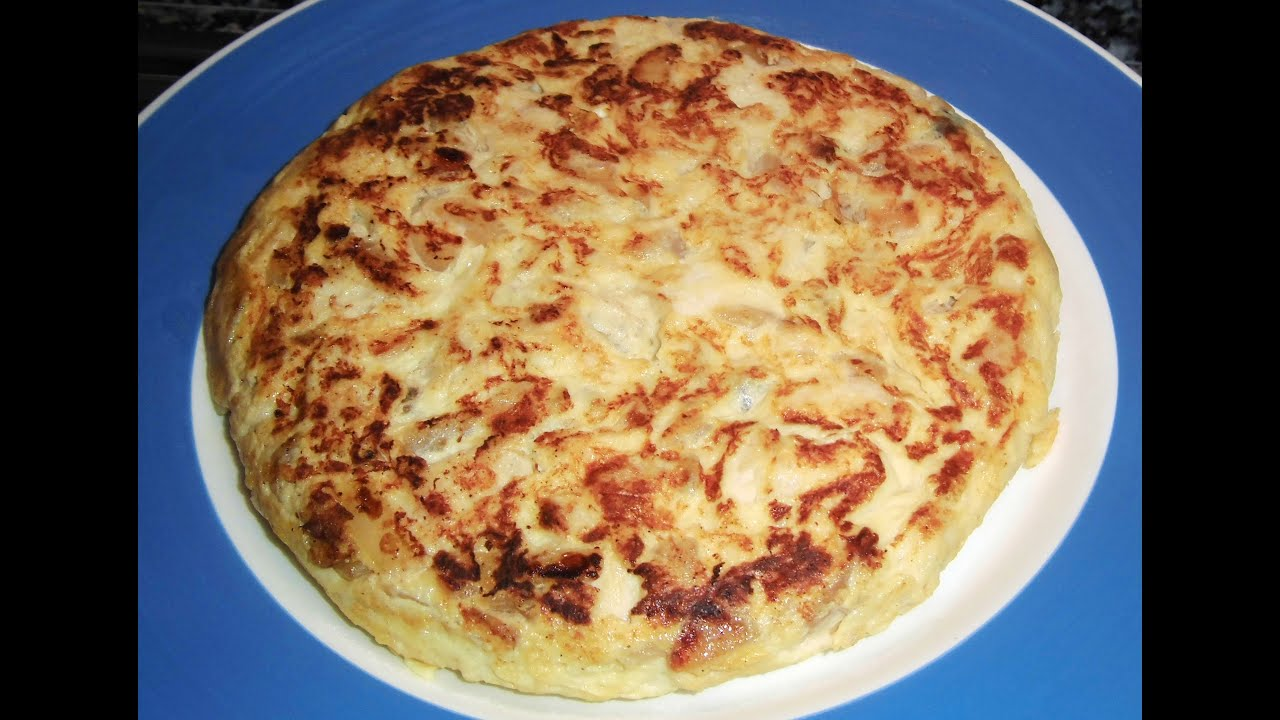tortilla con pollo