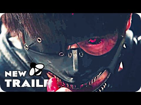 Tokyo Ghoul US Trailer 2 (2017) Live Action Movie