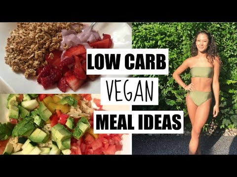LOW CARB VEGAN RECIPES | QUICK AND SIMPLE