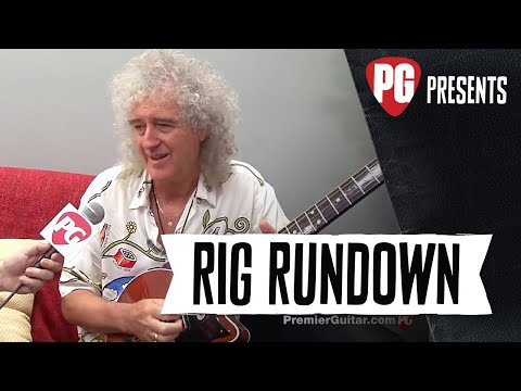 Rig Rundown - Queens Brian May