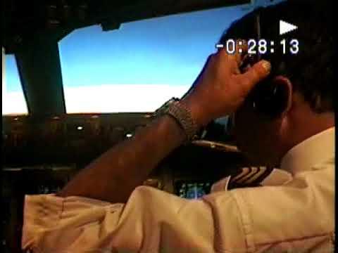 Avianca B767 200 AV010 BOG MAD 1999