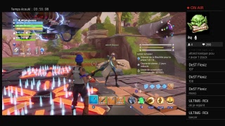 Live fortnite en save the world ps4 Update d'missions HL