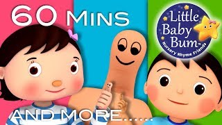 Learn with Little Baby Bum | Where's The Thumbkin | Nursery Rhymes for Babies | Songs for Kids