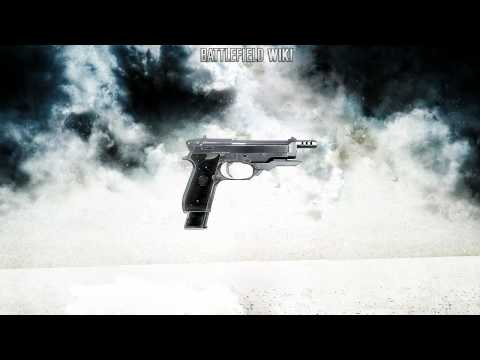 Battlefield: Bad Company 2 - M93R Burst Sound