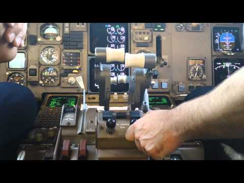 Cockpit Video - Boeing 767-300 Pushback & Start Up In Fortaleza Brasil!