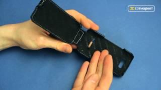 Видео обзор чехла Aksberry для Nokia Asha 305 от Сотмаркета