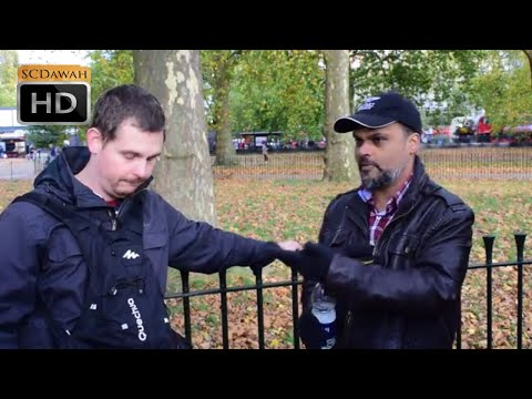 P2 Empty Questions!? Hashim Vs Bob who? | Speakers Corner | Hyde Park
