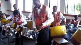 Holy Family Cathedral Steel Orchestra - Ave Maria