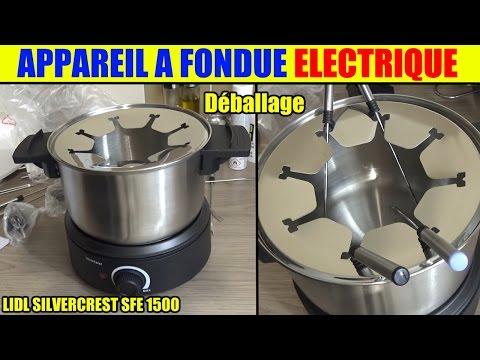 appareil-à-fondue-lidl-silvercrest-sfe-1500w-deballage-fondue-set-unboxing