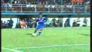 Persiba Balikpapan vs Pelita Jaya 3 1 ISL 2010 2011