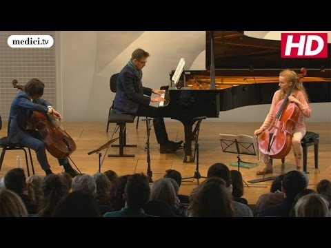 Master Class with Gautier Capuçon - Prokofiev, Sinfonia Concertante (Fondation Louis Vuitton)
