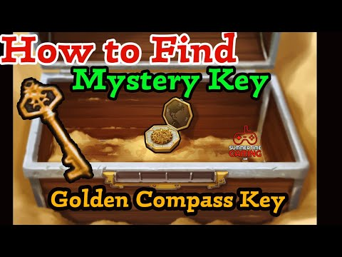 How to find Mystery Key in Summertime Saga for Golden Compass in Aqua Route Easily