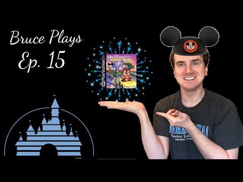 Walt Disney World Quest: Magical Racing Tour - Bruce Plays Ep. 15