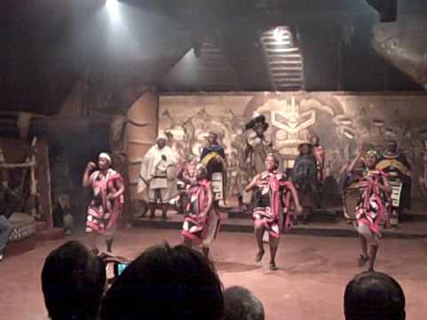 Lesedi Cultural Village Performances- South Africa