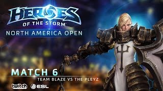 Team Blaze vs The PLEYZ – North America June Open – Match 6