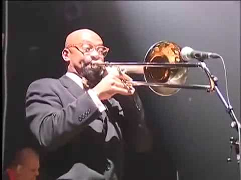 Maceo - Parker LIVE 'Pass The Peas'