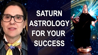 Saturn Astrology: How To Get Saturn To Help You Succeed