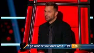 Las Noticias - Cuarto programa de audiciones de La Voz México