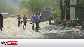 Ethiopia conflict: UN 'deeply concerned'