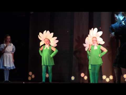 San Jose School of Highland Dancing - 2016 Extravaganza - 'Wonderland'