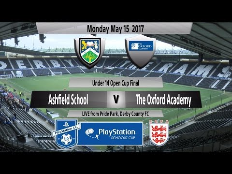 Highlights Under 14 Open Cup Final   Ashfield School v The Oxford Academy