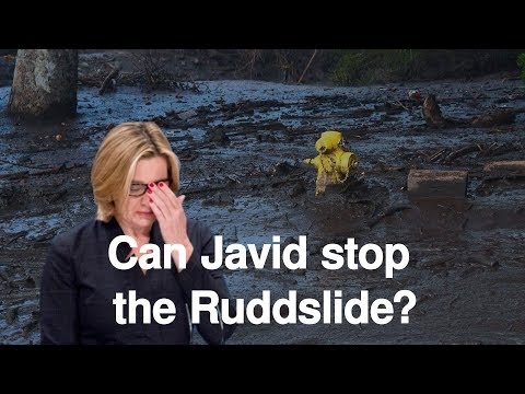 Can Javid stop the Ruddslide?
