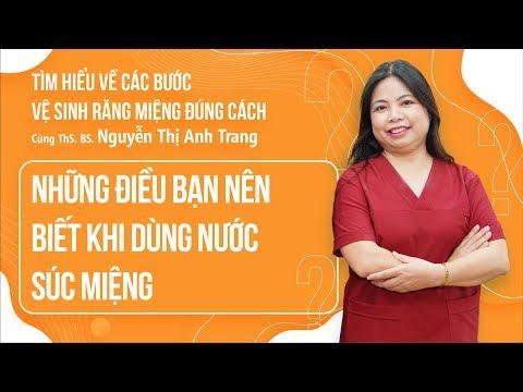 cách vệ sinh răng miệng đúng cách tại Kemtrinam.vn