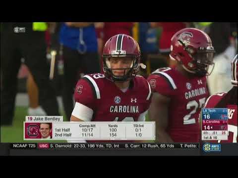 Gamecocks theatrical Highlights:  South Carolina vs Louisiana Tech