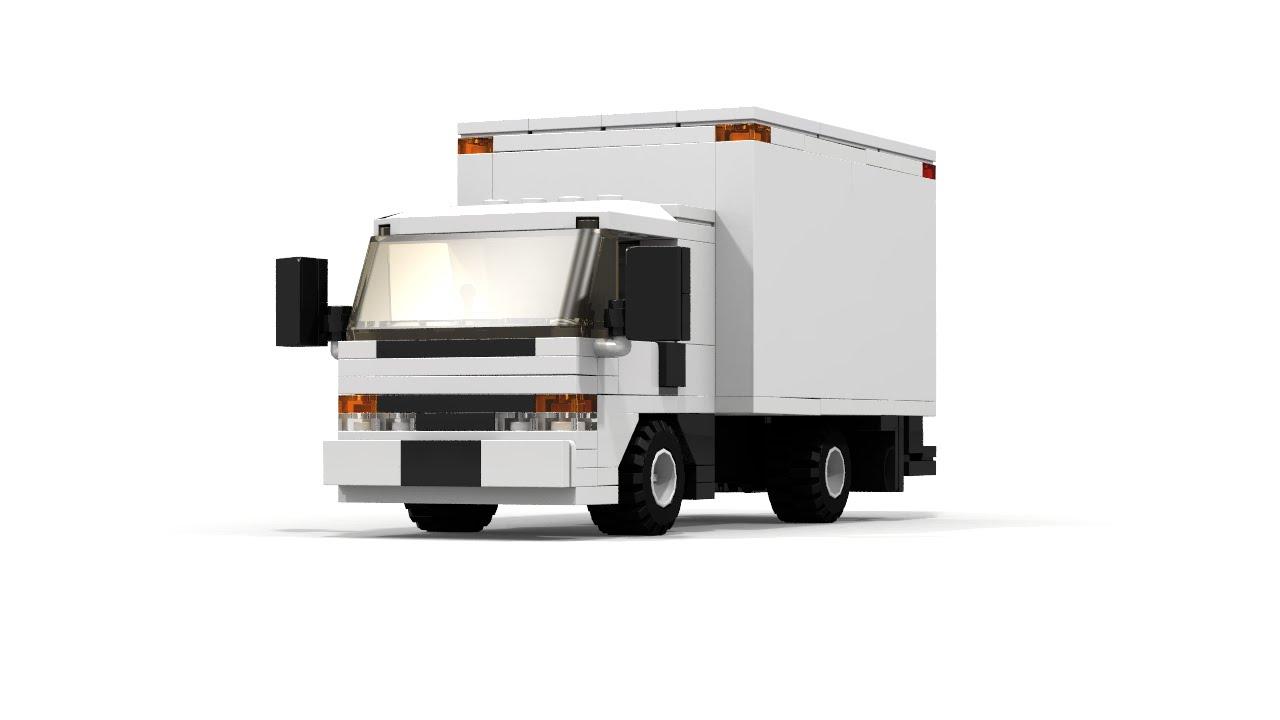 LEGO City Cargo Truck Building Instructions - YouTubeLego City Truck Instructions