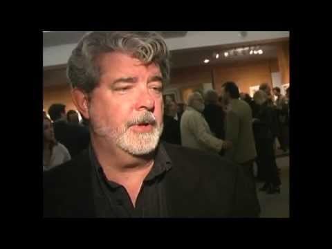 George Lucas Exclusive Interview at Walter Murch Tribute
