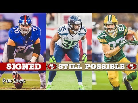 LIVE! NFL Free Agency 2018 Day 2   49ers Sign Giants OL Weston Richburg, Who's Next?