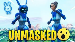 *UNMASKED* Skins Doing Leaked and Popular Fortnite Dances (Concepts)