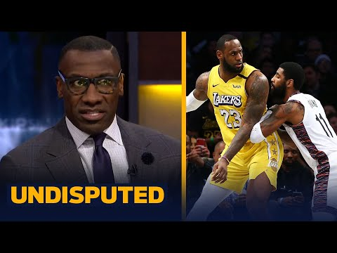 Skip & Shannon react to LeBron being hurt by Kyrie's clutch comment about Durant | NBA | UNDISPUTED