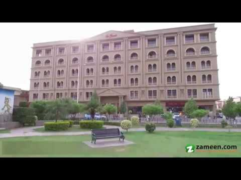 1 906 Sq Ft The Grande Apartment For In Phase 3 Bahria Town Rawalpindi