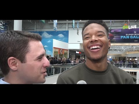What Marvin Jones Jr. is thinking when making a sideline catch