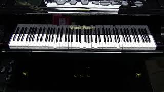 グランドピアニストにいろいろ弾かせてみます 機動戦士Ζガンダム 水の星...