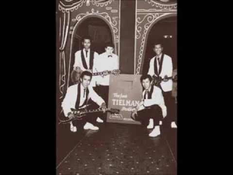 The Tielman Brothers - The Singing Hills (live Audio Tape 1961)