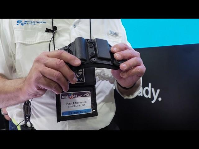 NRAAM 2017: StealthGearUSA Utility Carrier