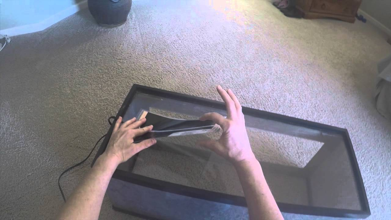 Ultratherm Reptile Heat Pad Under The Tank Heater Youtube
