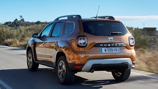 2018 Dacia Duster - Driving Experience in Greece