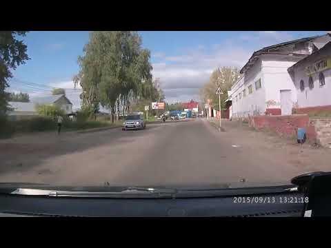 Проезжая  Карабаново