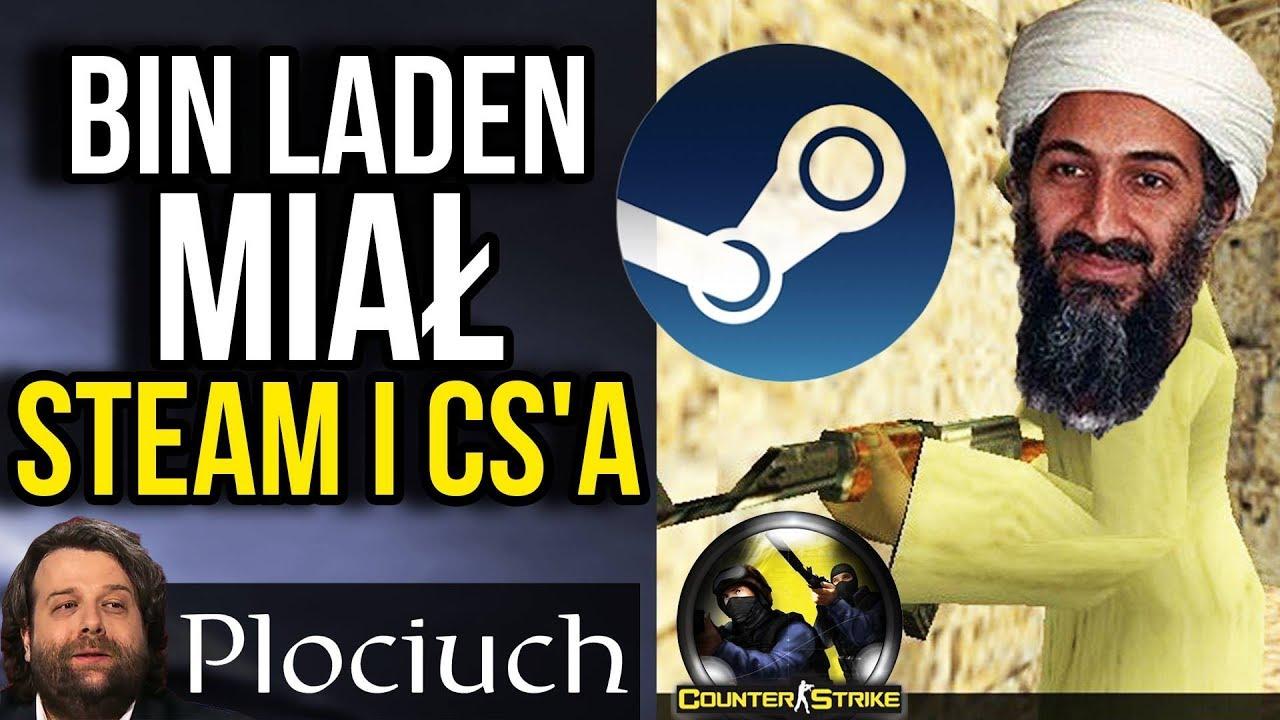 Osama bin Laden miał STEAM i grał w Counter Strike'a – Jak Media Szkalują Graczy